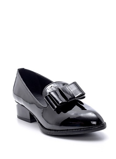 Derimod Kadın Ayakkabı (7321-02) Klasik Siyah